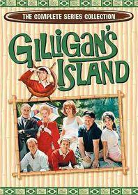 Gilligan's Island:Complete Series - (Region 1 Import DVD)