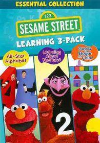 Sesame Street:Essentials Learning - (Region 1 Import DVD)