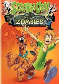 Scooby Doo and the Zombies - (Region 1 Import DVD)