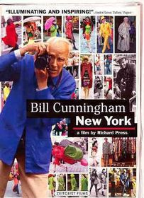Bill Cunningham New York - (Region 1 Import DVD)