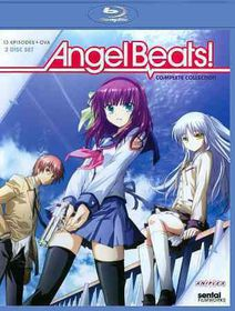 Angel Beats Complete Collection - (Region A Import Blu-ray Disc)