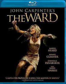 John Carpenter's the Ward - (Region A Import Blu-ray Disc)