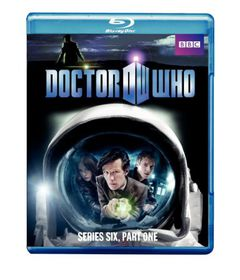 Doctor Who:Series Six Part One - (Region A Import Blu-ray Disc)