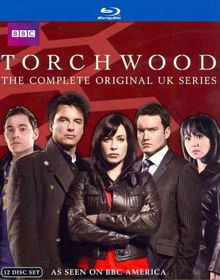 Torchwood:Complete Original UK Series - (Region A Import Blu-ray Disc)