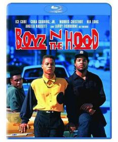 Boyz N the Hood - (Region A Import Blu-ray Disc)
