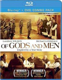 Of Gods and Men - (Region A Import Blu-ray Disc)