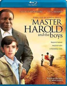 Master Harold and the Boys - (Region A Import Blu-ray Disc)