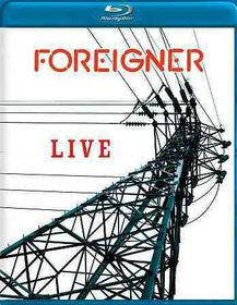 Foreigner:Live - (Region A Import Blu-ray Disc)
