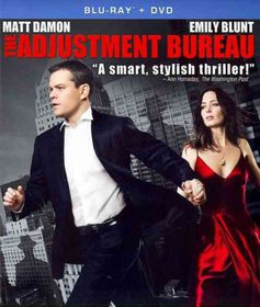 Adjustment Bureau - (Region A Import Blu-ray Disc)