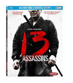 13 Assassins - (Region A Import Blu-ray Disc)