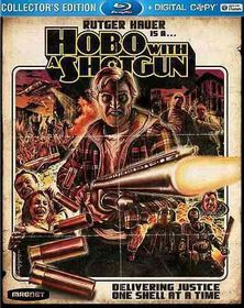 Hobo with a Shotgun - (Region A Import Blu-ray Disc)