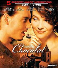 Chocolat - (Region A Import Blu-ray Disc)