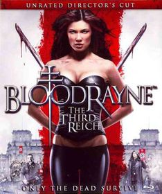 Bloodrayne:Third Reich (Unrated) - (Region A Import Blu-ray Disc)