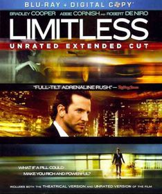 Limitless - (Region A Import Blu-ray Disc)
