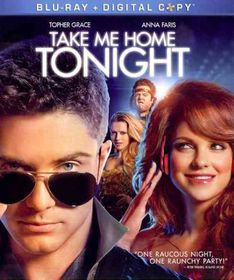 Take Me Home Tonight - (Region A Import Blu-ray Disc)