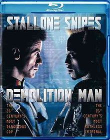 Demolition Man - (Region A Import Blu-ray Disc)
