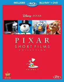 Pixar Short Film Collection Vol One - (Region A Import Blu-ray Disc)