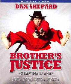 Brother's Justice - (Region A Import Blu-ray Disc)
