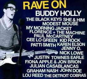 various - Rave On Buddy Holly (CD)