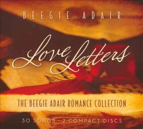 Love Letters:Beegie Adair Romance Col - (Import CD)