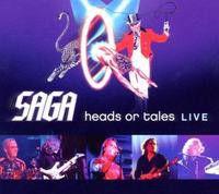 Saga - Heads Or Tales Live (CD)