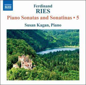 Ries: Piano Sonatas/sonatinas - Piano Sonatas / Sonatinas (CD)