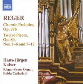 Reger: Organ Works Vol 11 - Organ Works - Vol.11 (CD)