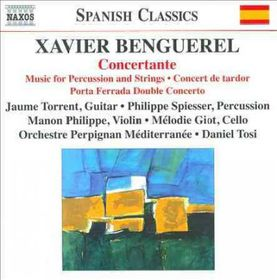 Benguerel: Concertante - Musica Concertante (CD)