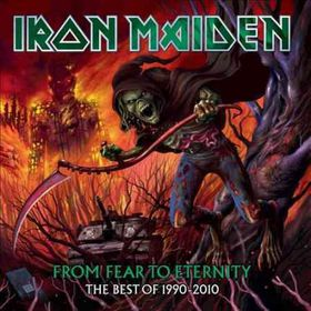 From Fear to Eternity:Best of 1990-20 - (Import CD)