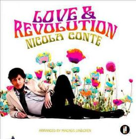 nicola Conte - Love & Revolution (CD)