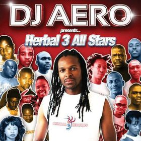 Dj Aero - Herbal 3 All Stars (CD)