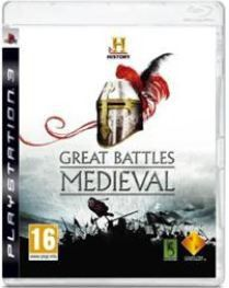 History: Great Battles Medieval (PS3)