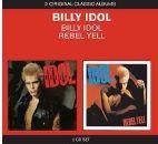 Idol Billy - Billy Idol / Rebel Yell (CD)