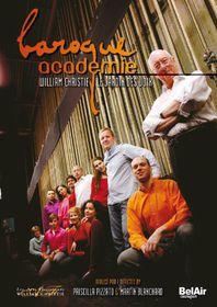 Christie:Baroque Academie - (Region 1 Import DVD)