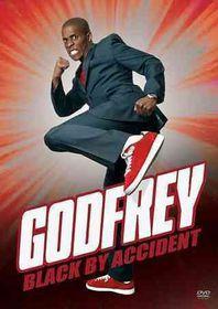 Godfrey:Black by Accident - (Region 1 Import DVD)