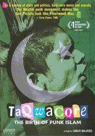 Taqwacore:Birth of Punk Islam - (Region 1 Import DVD)