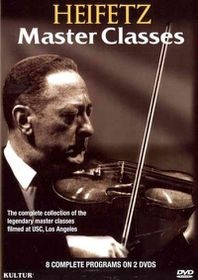 Heifetz Master Classes - (Region 1 Import DVD)