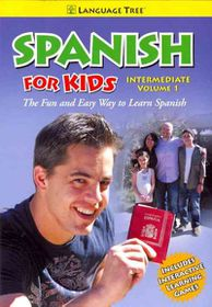 Spanish for Kids Intermediate Vol 1 - (Region 1 Import DVD)