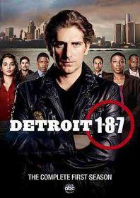 Detroit 1 8 7:Season 1 - (Region 1 Import DVD)