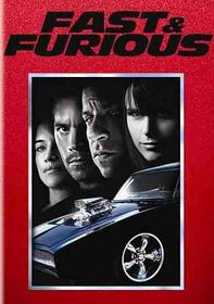 Fast & Furious - (Region 1 Import DVD)