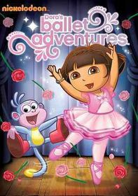 Dora the Explorer:Dora's Ballet Adven - (Region 1 Import DVD)