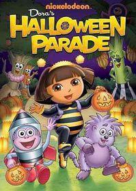 Dora the Explorer:Halloween Adventure - (Region 1 Import DVD)
