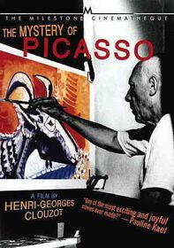 Mystery of Picasso - (Region 1 Import DVD)