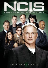 Ncis: Eighth Season - (Region 1 Import DVD)