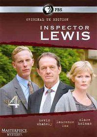 Inspector Lewis Series 4 - (Region 1 Import DVD)
