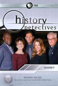 History Detectives Season 9 - (Region 1 Import DVD)