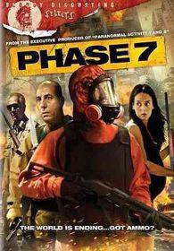 Phase 7 - (Region 1 Import DVD)