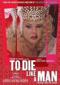 To Die Like a Man - (Region 1 Import DVD)
