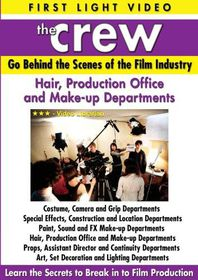 Crew:Hair Production Office Make up - (Region 1 Import DVD)