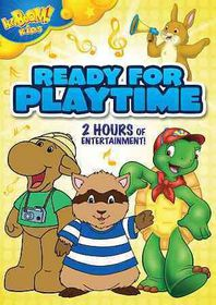Kaboom Kids:Ready for Playtime - (Region 1 Import DVD)
